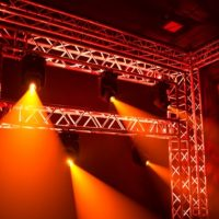 Home Page Event Lighting