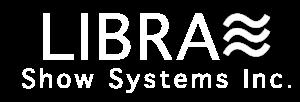 Libra Show Systems Rectangular Logo White w clear bkgndc2