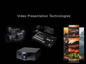 Video Presentation Technologies